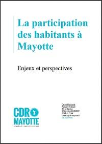 La participation des habitants à Mayotte