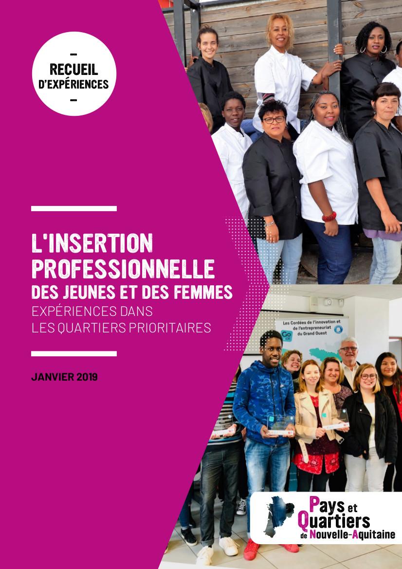L'insertion professionnelle des jeunes et des femmes : expériences dans les quartiers prioritaires