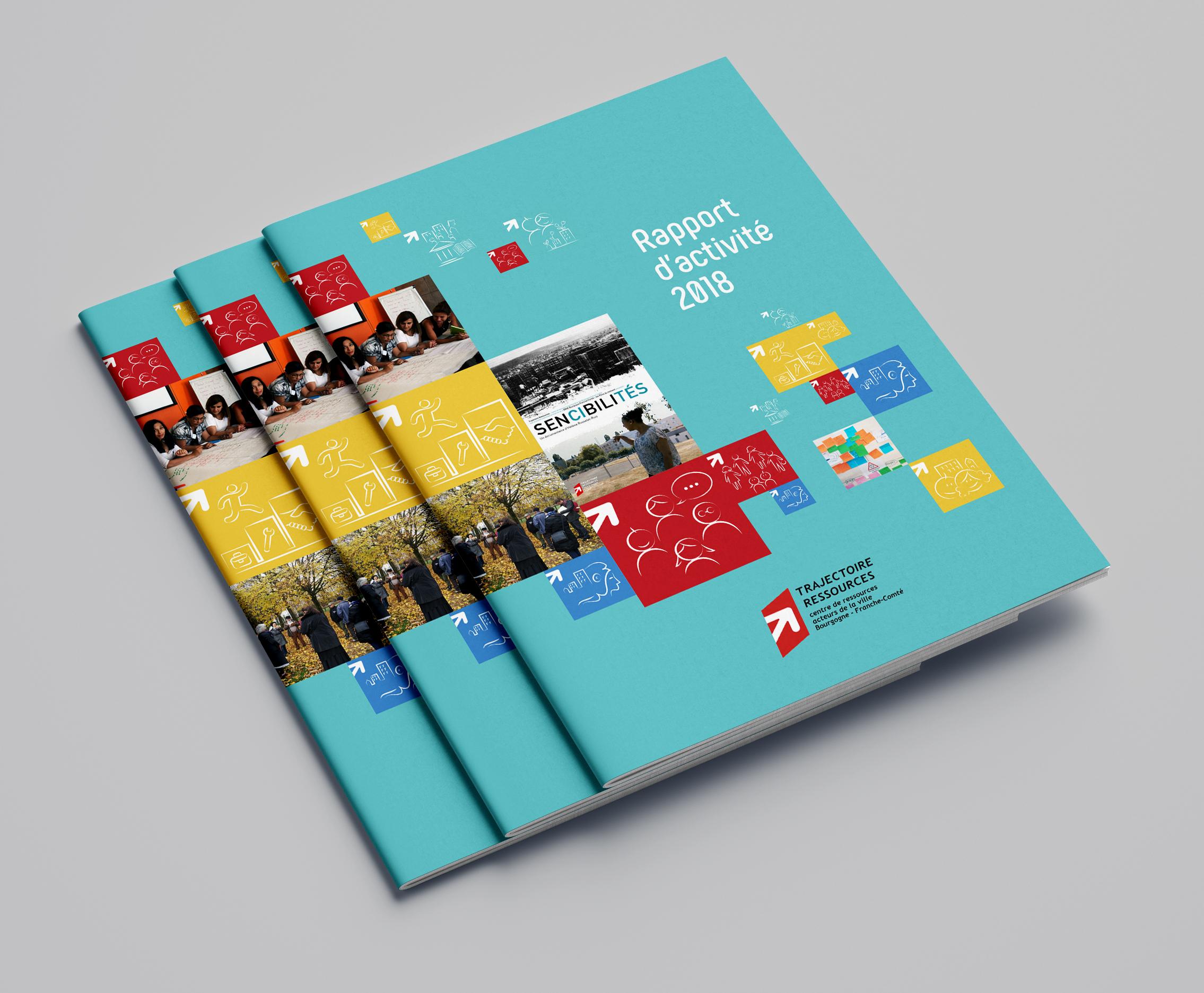 Trajectoire Ressources – Rapport d'activité 2018