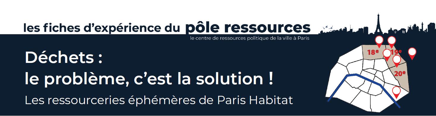 Déchets : le problème, c'est la solution !