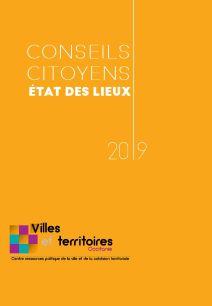 Etat des lieux 2019 des conseils citoyens – Est Occitanie