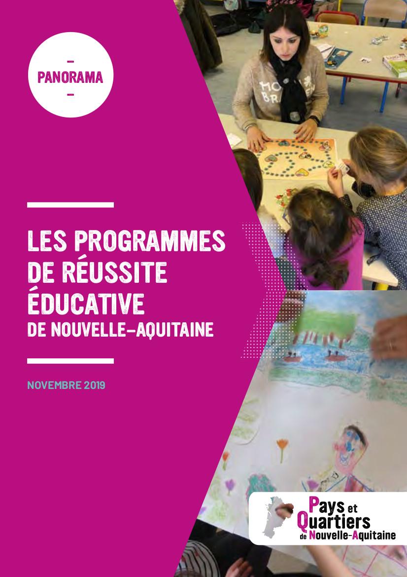 Les programmes de réussite éducative de nouvelle-Aquitaine