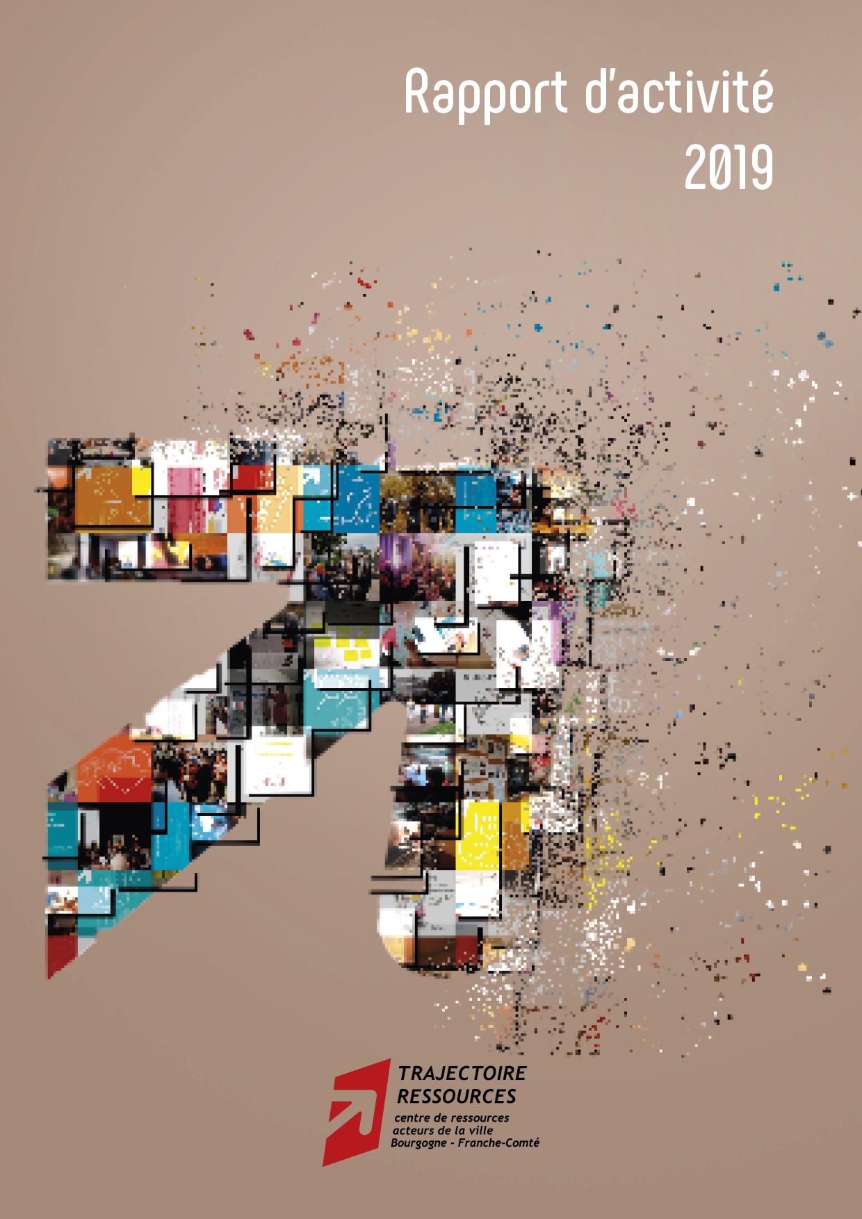 Trajectoire Ressources – Rapport d'activité 2019